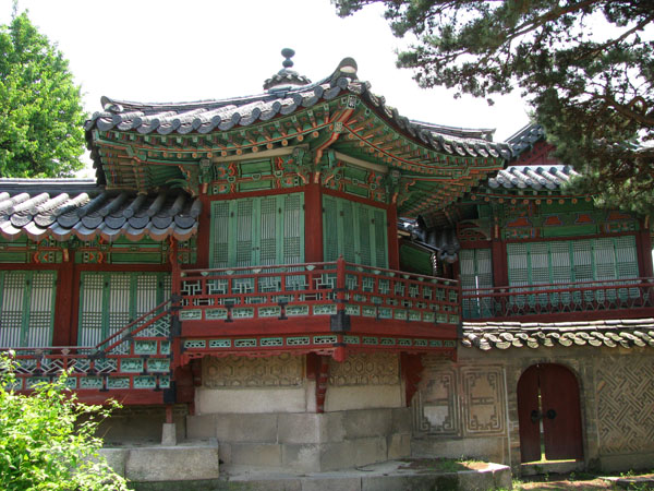 Seoul, South Korea - Changdeok Palace