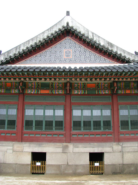 Seoul, South Korea - Deoksu Palace