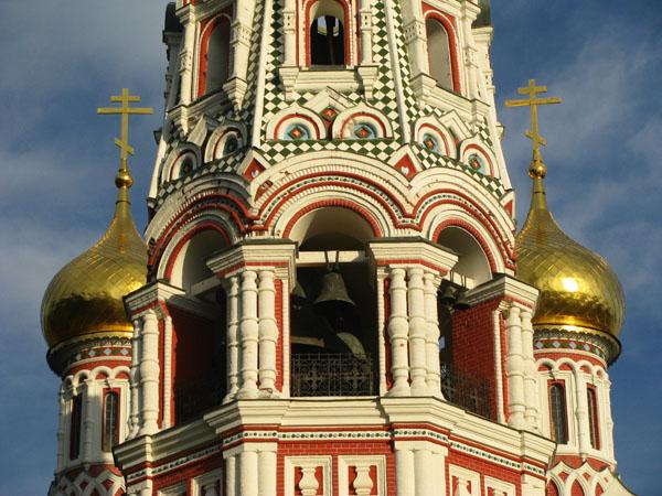 Shipka, Bulgaria - Nativity Memorial Church