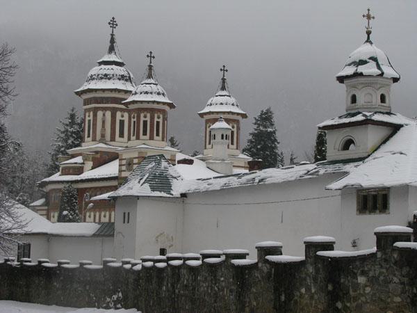 Sinaia, Romania - Monastery