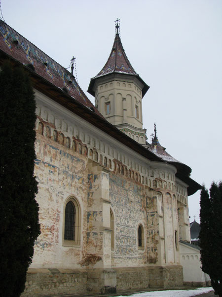 Suceava, Romania - St. John the New Monastery