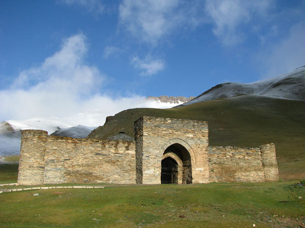 Cool TashRabat Caravanserai Kyrgyzstan Tours In Kyrgyzstan Travel To