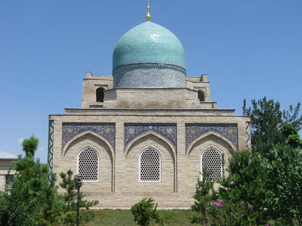 Tashkent, Uzbekistan - Khast Imom
