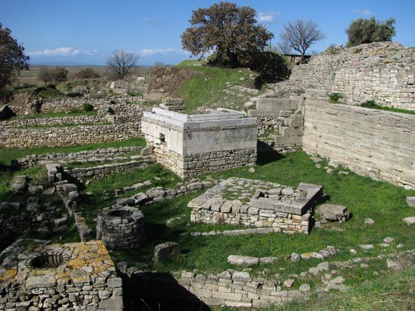 Troy, Turkey - Ruins