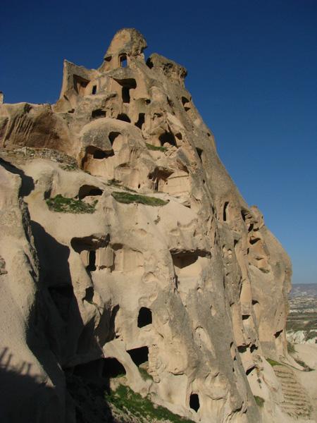 Uchisar, Turkey - Fairy Chimneys