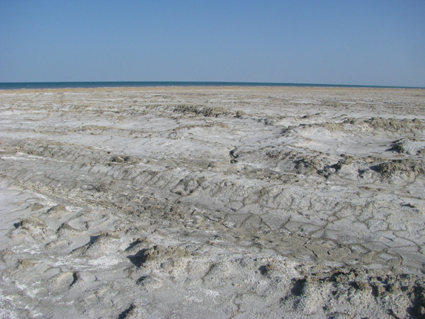 Uzbekistan - Aral Sea