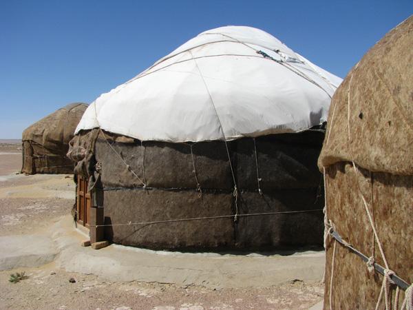 Uzbekistan - Ayaz Qala Yurt Camp