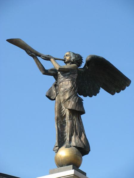Vilnius, Lithuania - Uzupis Symbol