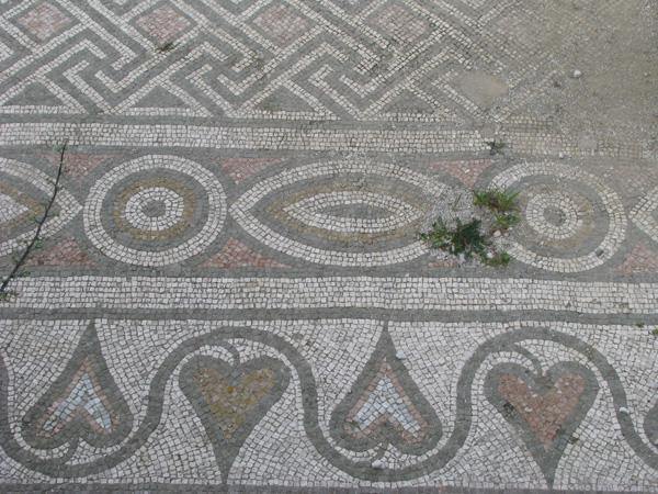 Xanthos, Turkey - Mosaic